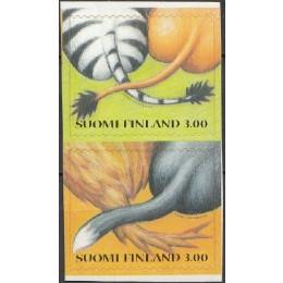 FIN 1452-1453 Postfrisk parstykke