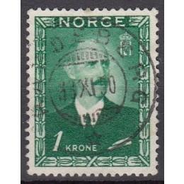 NO  0329 LUX/FLOT stemplet 1 kr