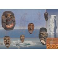 GR Årsmappe 2002 - Postfrisk