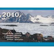 GR Årsmappe 2010 - Postfrisk