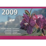 GR Årsmappe 2009 - Postfrisk