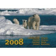 GR Årsmappe 2008 - Postfrisk