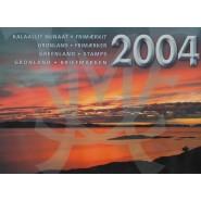 GR Årsmappe 2004 - Postfrisk