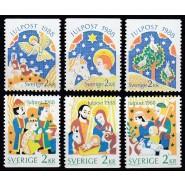 SV - 1470-1475 Postfrisk serie