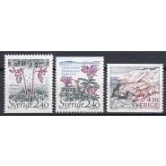 SV - 1519-1521 Postfrisk serie