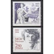 SV - 1574-1575 Postfrisk serie