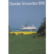 DK Årsmappe 1991