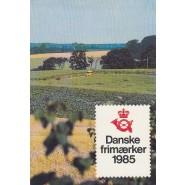 DK Årsmappe 1985