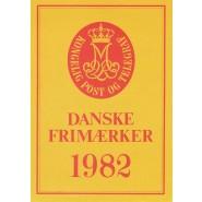 DK Årsmappe 1982