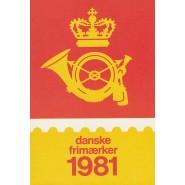 DK Årsmappe 1981