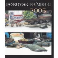 FØ  Årsmappe 2005