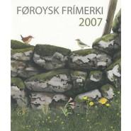 FØ  Årsmappe 2007
