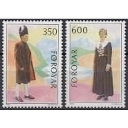 FØ  176-177 Postfrisk serie
