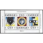 SV - 1576-1578 Postfrisk miniark