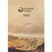 FØ  Årsmappe 1985