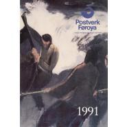 FØ  Årsmappe 1991
