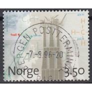NO  1209 LUX/FLOT stemplet 3,50 kr