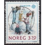 NO  1017 LUX/FLOT stemplet 3,70 kr