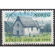 NO  1176 LUX/PRAGT stemplet 3,50 kr