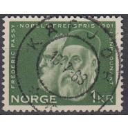 NO  0478 LUX/FLOT stemplet 1 kr