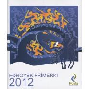 FØ  Årsmappe 2012