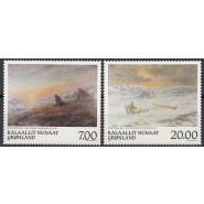 GR 342-343 Postfrisk serie