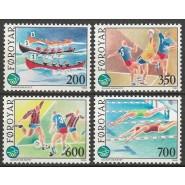 FØ  180-183 Postfrisk serie