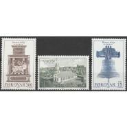 FØ  173-175 Postfrisk serie