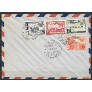 ISL - FDC 260-263 - Verdenspostforeningen