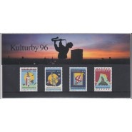 DK Souvenirmappe nr. 021 - Kulturby