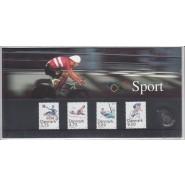 DK Souvenirmappe nr. 022 - Sport