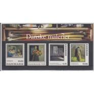 DK Souvenirmappe nr. 026 - Malerier